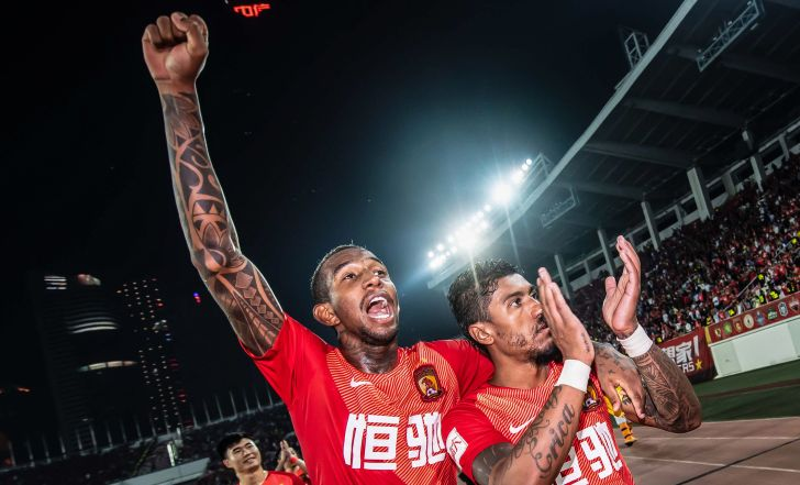 צפו בתקציר: גוואנגז'ו אברגראנדה זכתה באליפות לאחר 0:3 על שנגחאי שנחואה