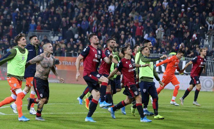 צפו: קליארי גברה 1:2 על סמפדוריה ועלתה לשמינית הגמר בגביע האיטלקי