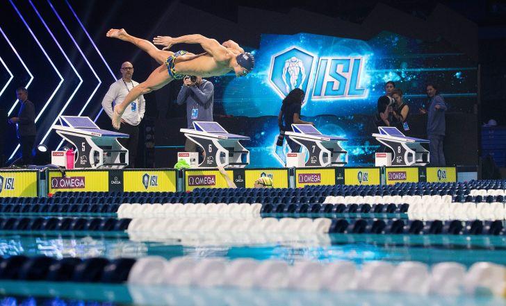 צפו: ENERGY STANDARD זכתה לראשונה באליפות ליגת השחייה העולמית