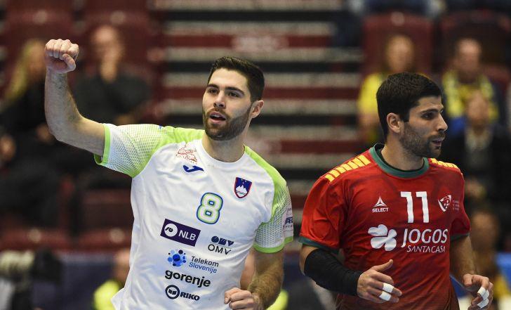 צפו: סלובניה העפילה לחצי הגמר לאחר משחק צמוד נגד פורטוגל