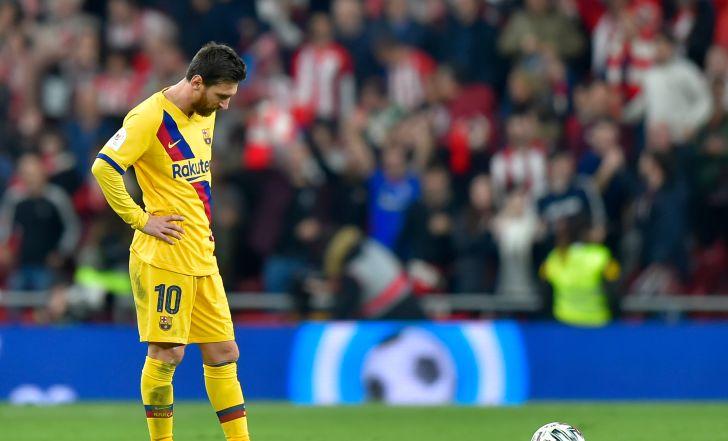 צפו בתקציר: ברצלונה ספגה מבילבאו בדקה ה-93 והודחה מהגביע