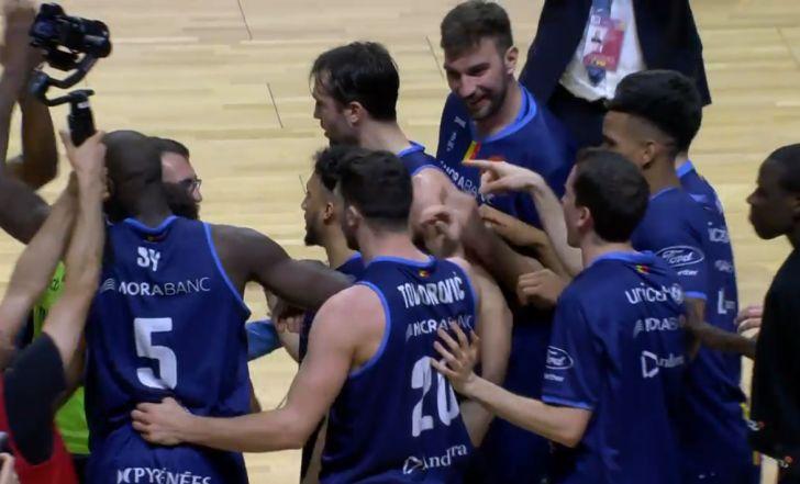 צפו: אנדורה עלתה לחצי גמר הגביע הספרדי לאחר ניצחון דרמטי על טנריפה
