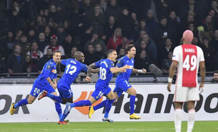 צפו: אייאקס הודחה מהליגה האירופית למרות ניצחון 1:2 נגד חטאפה