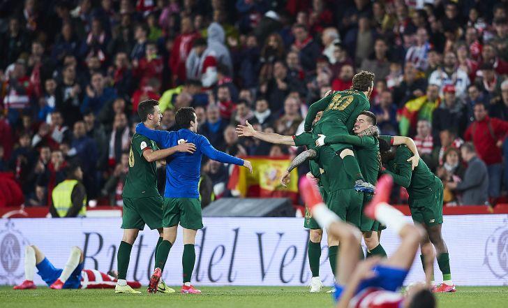 צפו בתקציר: אתלטיק בילבאו העפילה לגמר הגביע אחרי שער דרמטי בסיום