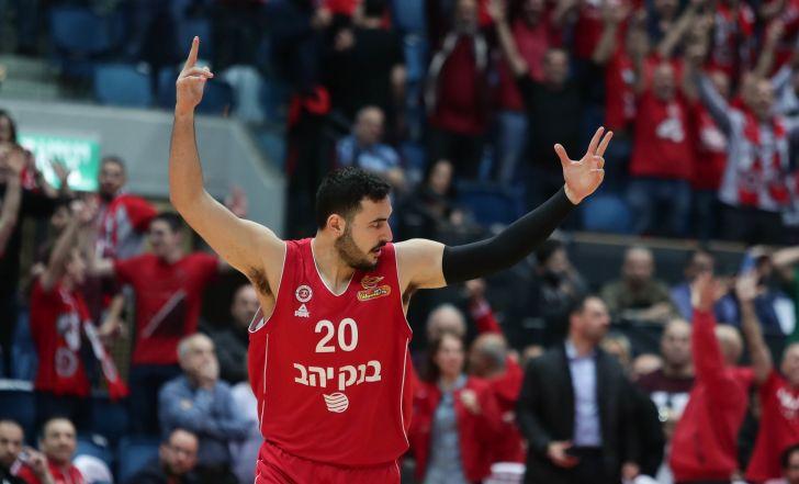 הפועל ירושלים סיימה את העונה הסדירה עם ניצחון מוחץ על חולון