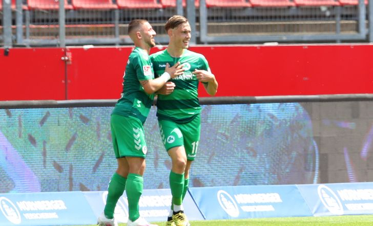 צפו בתקציר: ניצחון ראשון לגרויתר פירת' אחרי שישה מחזורים, 0:1 על נירנברג