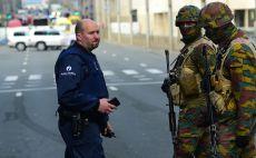 כוחות הביטחון בבריסל. \המצב לא ישפיע\ צילום(צילום: AFP)
