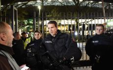 אלפי שוטרים יפטרלו סביב האצטדיונים צילום(צילום: Gettyimages)