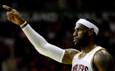 רגע השיא של \משחקי הכס\ של ה-NBA? צילום(צילום: Gettyimages)