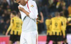 יובאנוביץ' מתקשה לעכל את ההפסד צילום(צילום: דני מרון)