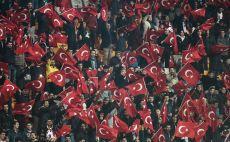 אוהדי נבחרת טורקיה צילום(צילום: AFP)