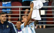 די מריה ביקש רשות מאמא שלו לשחק צילום(צילום: AFP)