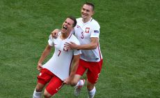 העניק ניצחון ראשון לפולין צילום(צילום: Gettyimages)