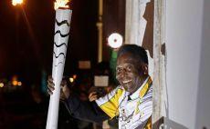פלה. נבחר בעבר לספורטאי המאה של הוועד האולימפי צילום(צילום: AFP)