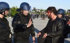 משטרת ליון אוהדי בשיקטאש צילום(צילום: טוויטר)