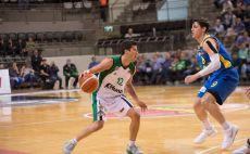דיברתולומיאו מול זיו צילום(צילום: מנהלת הליגה בכדורסל)