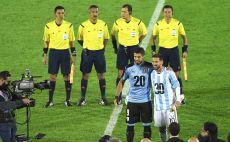 ליאו מסי, לואיס סוארס צילום(AFP)