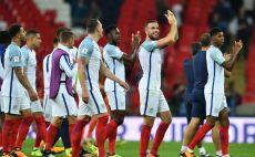 שחקני נבחרת אנגליה צילום(AFP)
