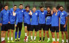 נבחרת ישראל צילום(טוויטר)