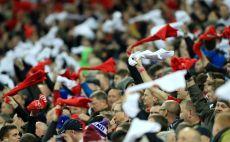 אוהדי נבחרת אנגליה צילום(Gettyiamges)