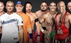 קבוצת RAW וקבוצת Smackdown צילום(אתר רשמי)