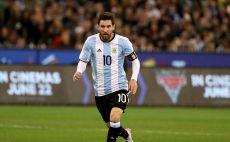 ליאו מסי ארגנטינה צילום(Getty)