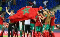 שחקני נבחרת מרוקו צילום(טוויטר)