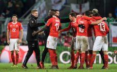 שחקני נבחרת שוייץ צילום(AFP)