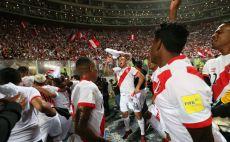 שחקני נבחרת פרו צילום(AFP)