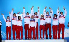 אתלטים רוסים צילום(Gettyimages)