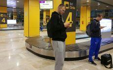 ארטיום פרחוסקי ומייקל רול צילום(מכבי תל אביב - האתר הרשמי)