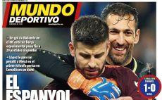 עיתון מונדו דפורטיבו צילום(טוויטר)