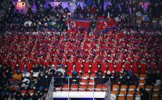 טקס הפתיחה של אולימפיאדת החורף צילום(Gettyimages)