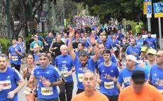 מרתון תל אביב צילום(צילום: אבשלום ששוני מעריב)