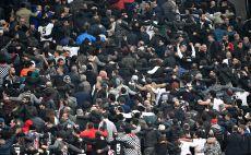 אוהדי בשיקטאש צילום(AFP)