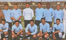 נבחרת אורוגוואי 1930 צילום(טוויטר)