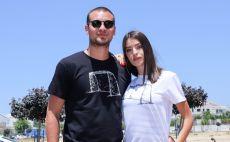 פרדראג ראיקוביץ' עם אנה קאקיץ' צילום(דני מרון)