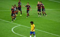 ברזיל נגד גרמניה 7:1 צילום(Gettyimages)