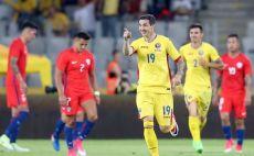 רומניה מול צ'ילה צילום(האתר הרשמי)
