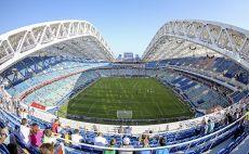 האצטדיון בסוצ'י צילום(Gettyimages)