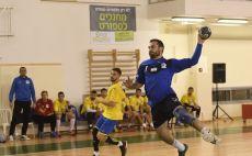 עמית גל, נבחרת ישראל צילום(צילום: עמית שיסל איגוד הכדוריד)