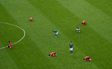 דרום קוריאה מול גרמניה צילום(Gettyimages)