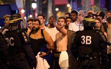 מהומות בצרפת צילום(AFP)