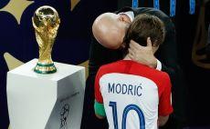 לוקה מודריץ' צילום(AFP)