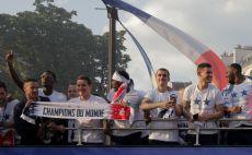שחקני נבחרת צרפת צילום(AFP)