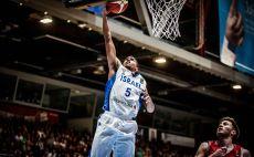 מייקל בריסקר צילום(FIBA)