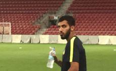 מוסא אל-תאמרי צילום(ספורט1)