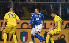 איטליה נגד אוקראינה צילום(Gettyimages)