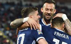 נבחרת סקוטלנד צילום(האתר הרשמי)