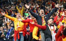 טורקיה גלאטסראיי אוהדים צילום(Gettyimages)